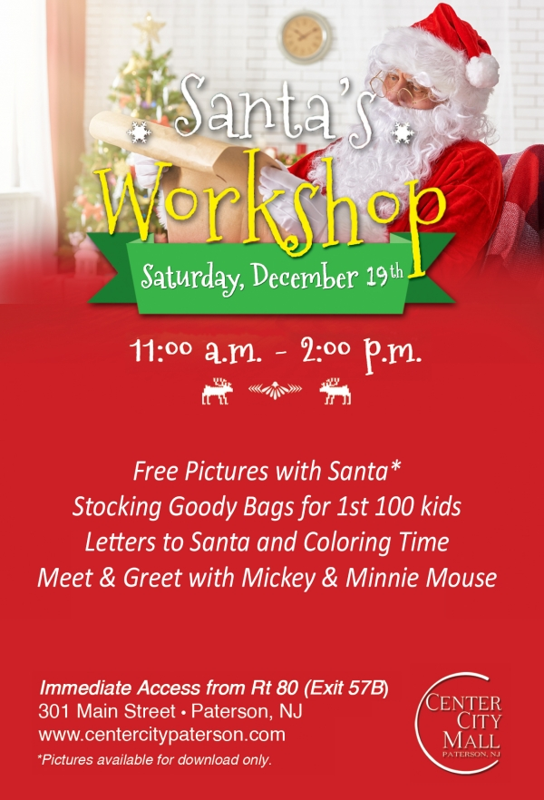 Santa's Workshop and Free Pictures